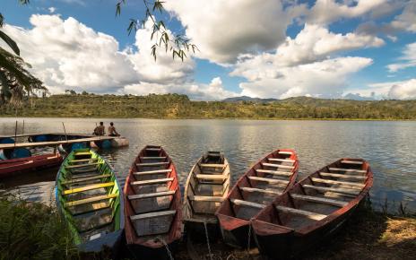 Laguna de Guatipan
