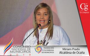 Alcaldesa de Ocaña lanza S.O.S por delicada situación en el Catatumbo