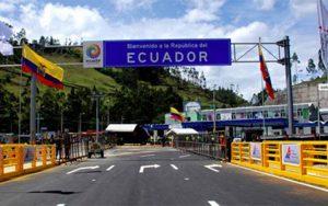 Ecuador denuncia secuestro de equipo periodístico en frontera con Colombia