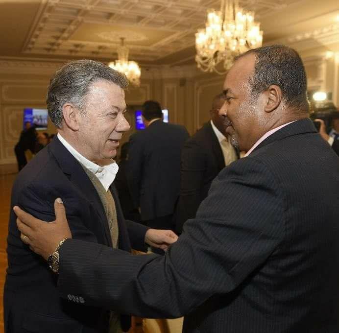 Julio César Rivera fue el primer alcalde electo luego de la firma del proceso de paz, razón por la cual, el presidente Santos se reunió con él tan pronto como asumió la Alcaldía de Tumaco.