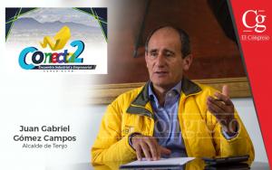 """Municipio de Tenjo será sede de """"Encuentro Industrial y Empresarial"""""""
