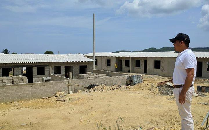 Obras de vivienda en Puerto Colombia