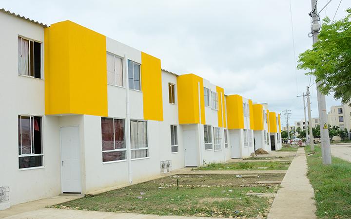 Hasta el día de hoy, han sido beneficiadas con programas de vivienda más de 2.630 personas.
