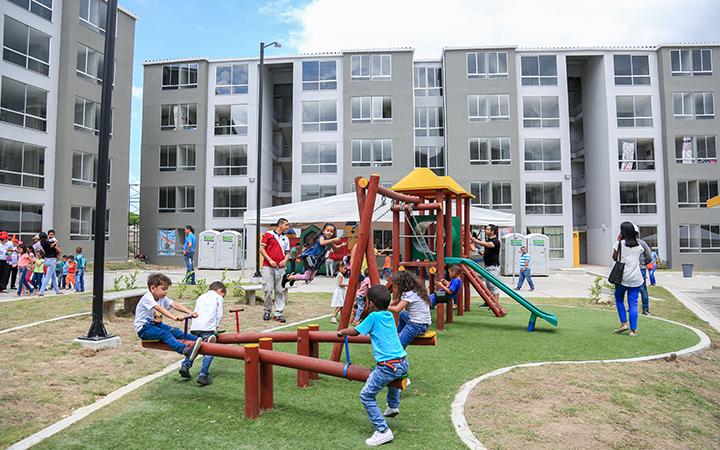 Proyecto Mi Casa Ya: Urbanización Níspero en Soledad, Atlántico.