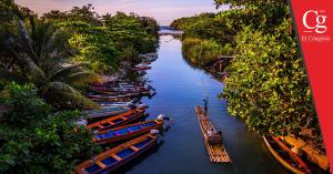 Jamaica. <br> La isla de la felicidad, el amor y la paz