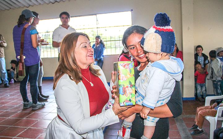 Los programas sociales han sido parte importante de la alcaldía del municipio.