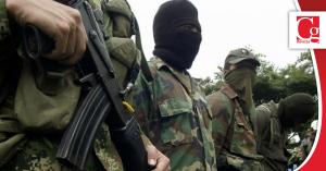 Clan del Golfo decreta cese al fuego unilateral