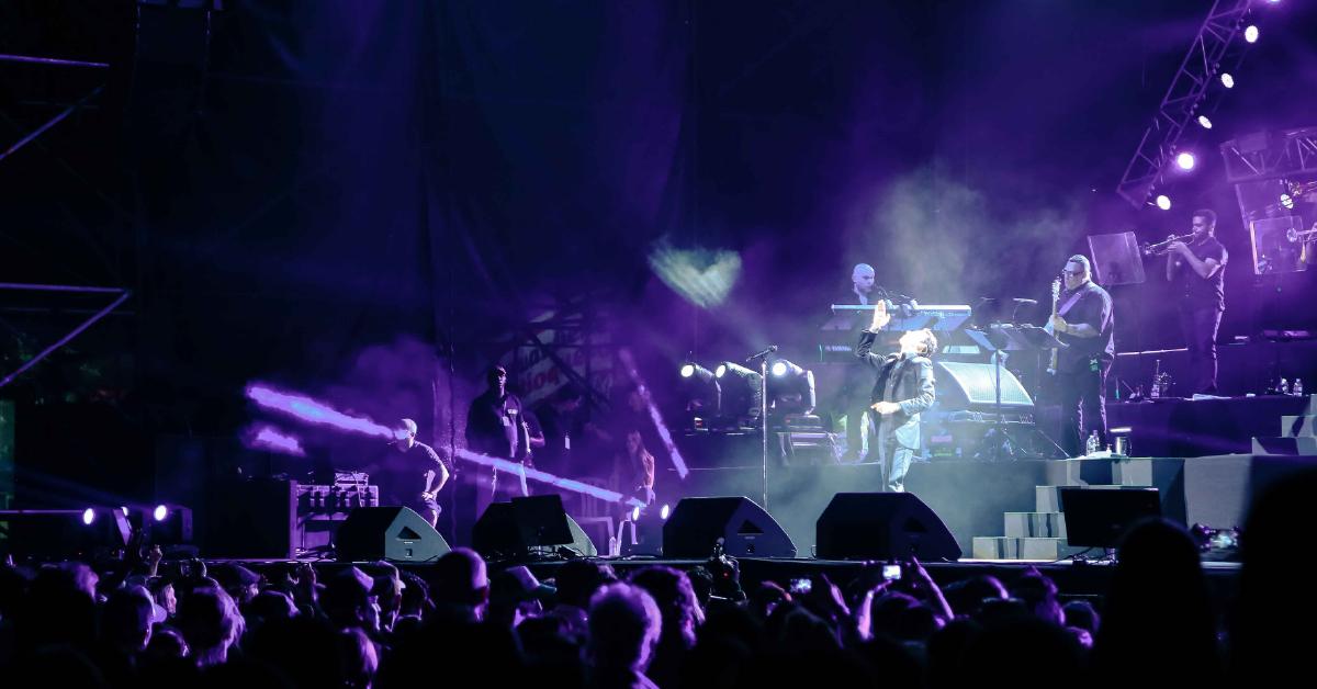 Colombia se convirtió en destino atractivo para realizar grandes conciertos con artistas de talla mundial