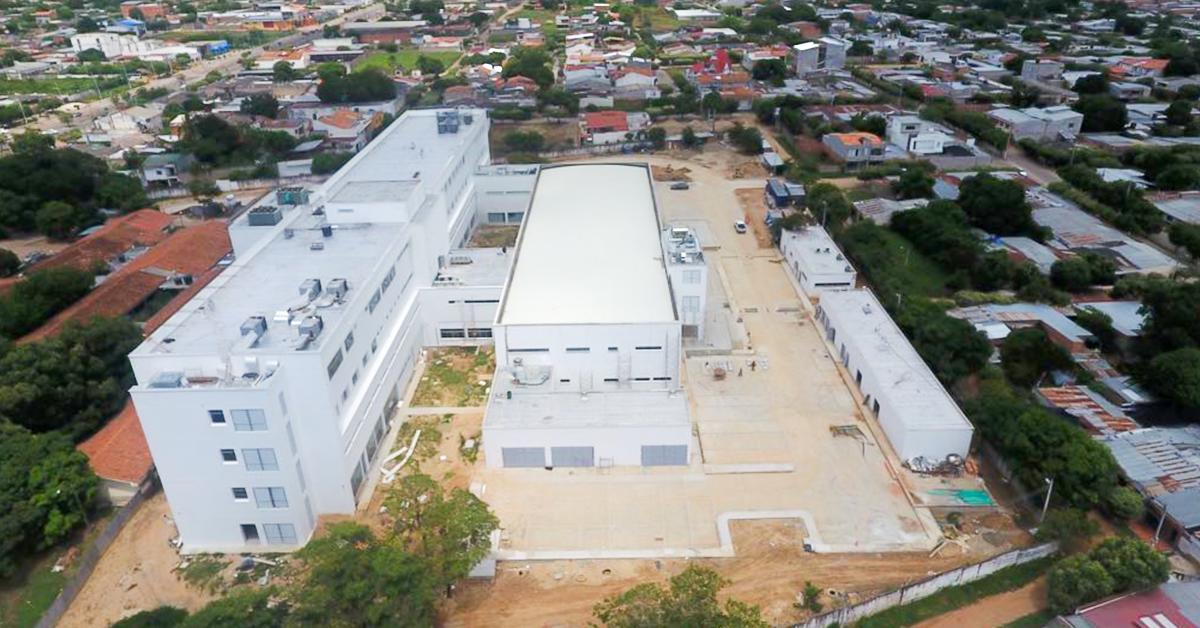 La Gobernación ha articulado su trabajo con los municipios del departamento para la ejecución de grandes proyectos de infraestructura recreativa y deportiva en el Cesar
