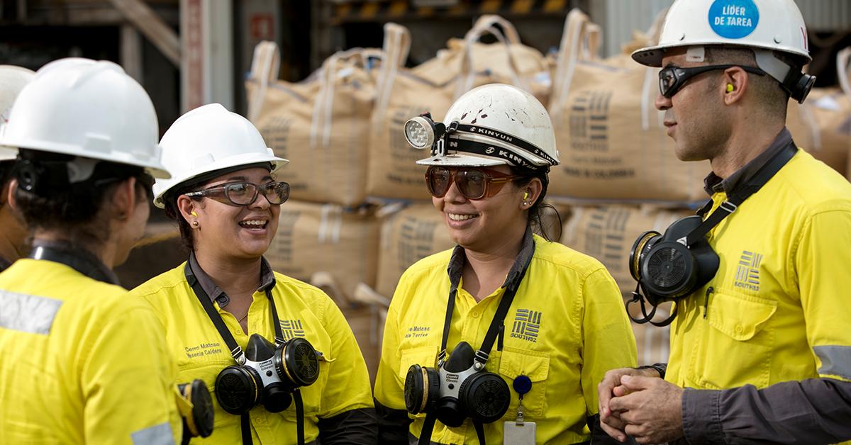 Casi el 60% de las vacantes en funciones operarias han sido ocupadas por mujeres.