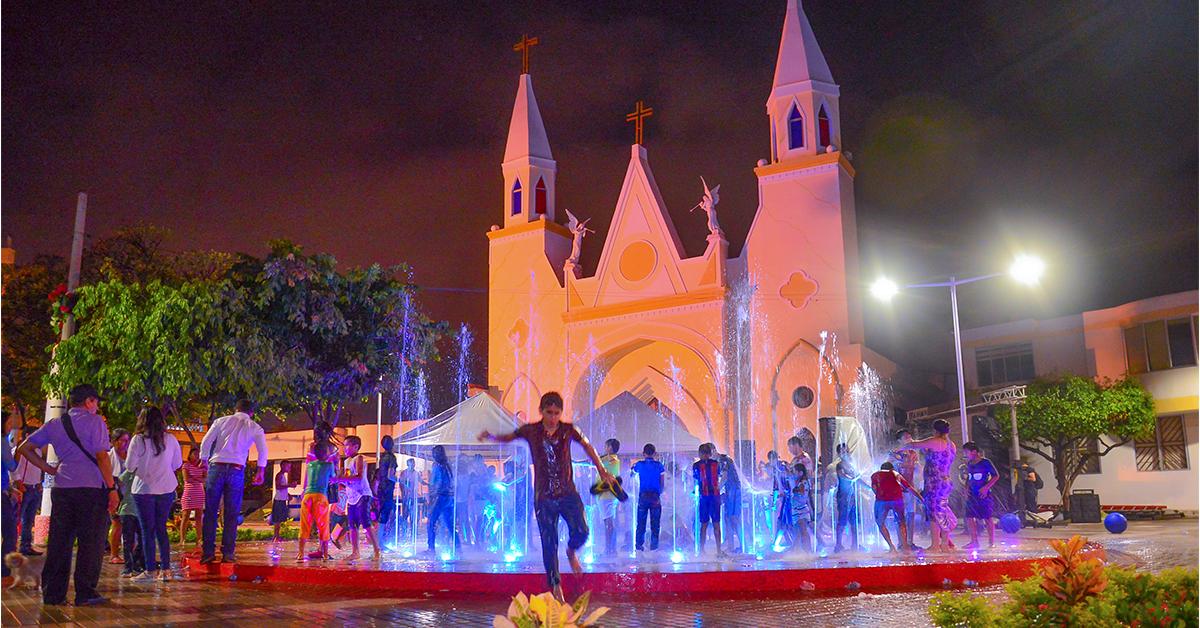 Valledupar es también conocida como La Ciudad Verde de Colombia y como un destino atractivo para propios y ajenos.