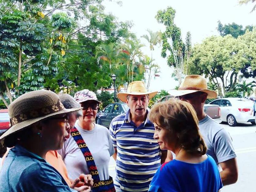 Provincia de Ubaté, en recorrido por municipios de Cundinamarca.