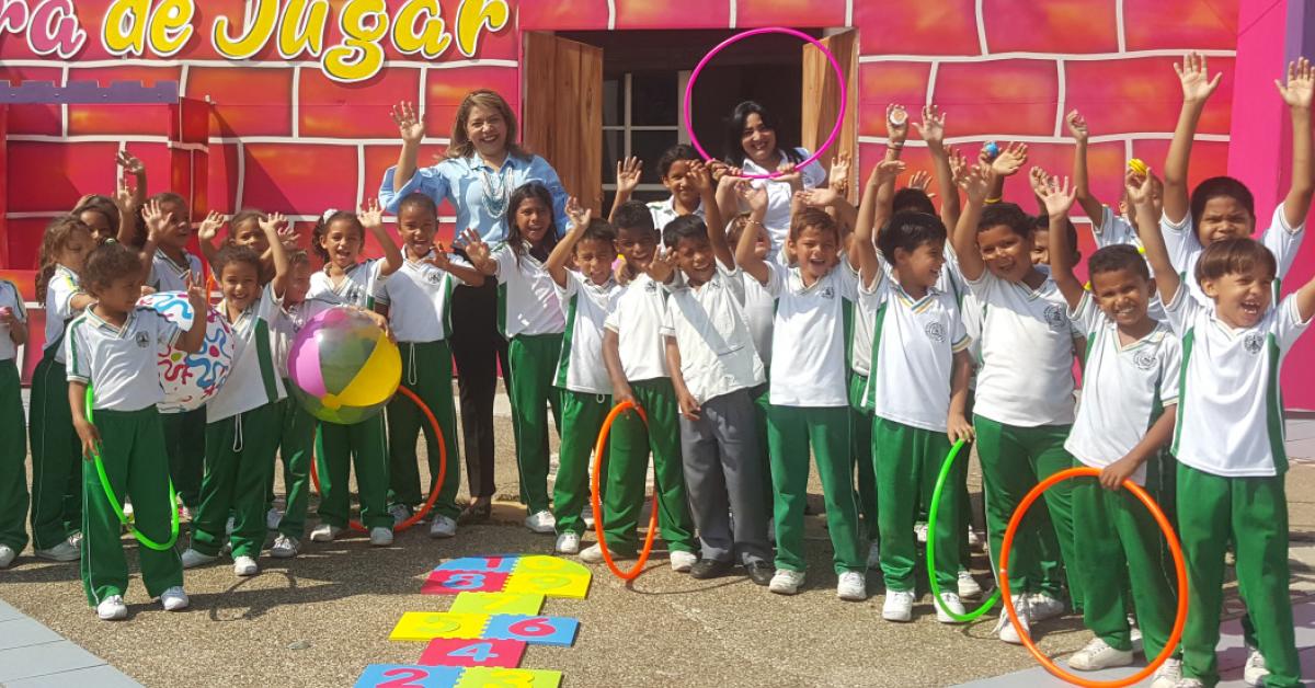 El bienestar de los niños, niñas y jóvenes del municipio es una prioridad para la administración actual.