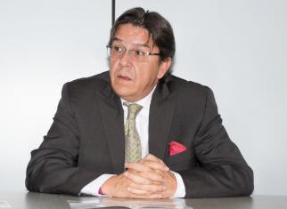 delegado para América, Alejandro Camarasa Yáñez