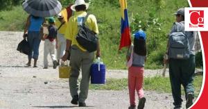 La Defensoría del Pueblo denuncia desplazamiento en Nariño por conflicto
