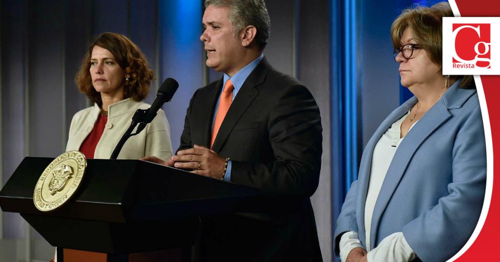 Duque anuncia proyecto sobre reducción de salarios a congresistas