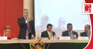 Duque dice que no acompaña propuesta de vender Ecopetrol