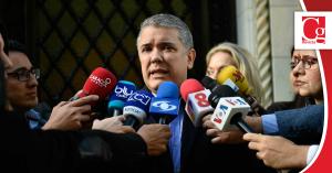 """""""Yo soy una persona de palabra"""": Duque frente a proyectos anticorrupción"""