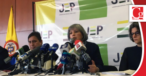 JEP da plazo a exdirigentes de las FARC para que ratifiquen su compromiso con los acuerdos de paz