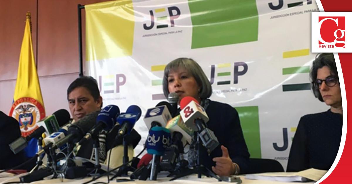 JEP, Colombia, Iván Duque, Ley Estatutaria
