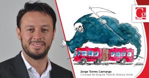 Bogotá está en riesgo por licitación de TM