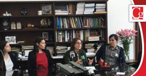 Partido Verde denuncia artículo que pone en riesgo Acuerdo de Paz