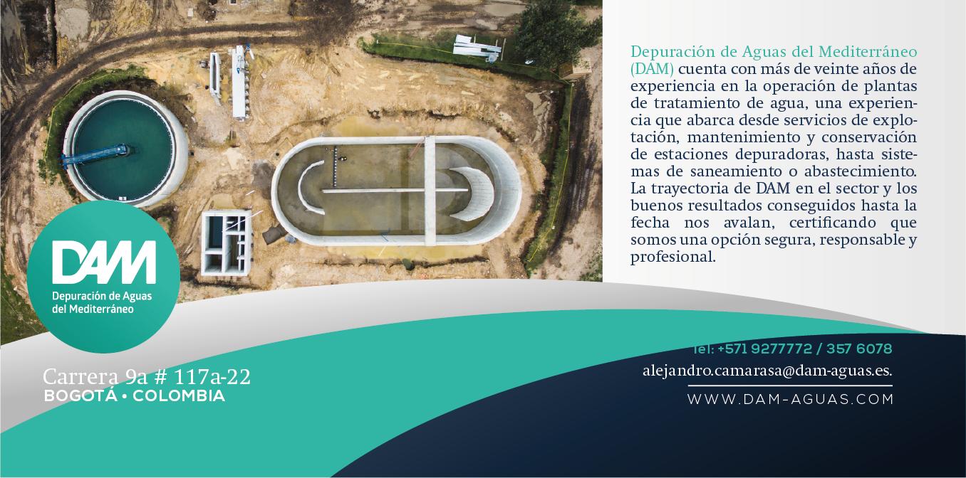 |DAM. Depuración de aguas del mediterraneo