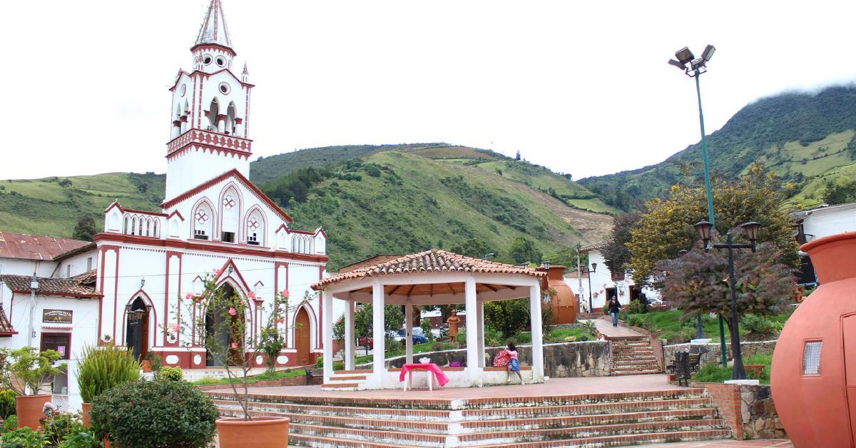 La apuesta turística de la alcaldía de Cácota ha centrado sus esfuerzos en embellecer las zonas urbanas y rurales del municipio para los propios y visitantes.