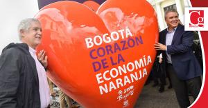 Duque anuncia exención del impuesto de renta para emprendedores de Economía Naranja