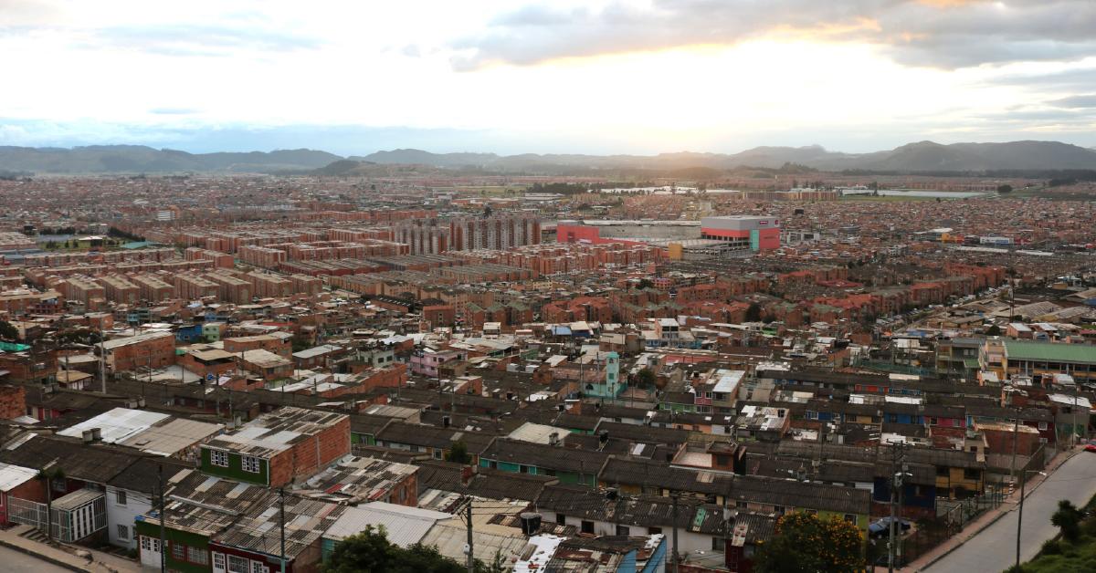 El municipio de Soacha reúne más de un millón de personas, según un censo realizado por la Alcaldía.