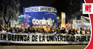 Universidades públicas en paro exigen respuesta de MinEducación a sus demandas