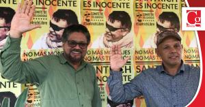 Cambios al acuerdo de paz son una jugarreta de la clase política: Iván Márquez, el Paisa y Romaña