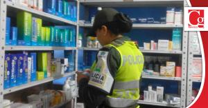 Invima decomisa más de 85 mil medicamentos ilegales en el país