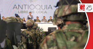 Antioquia libre de coca