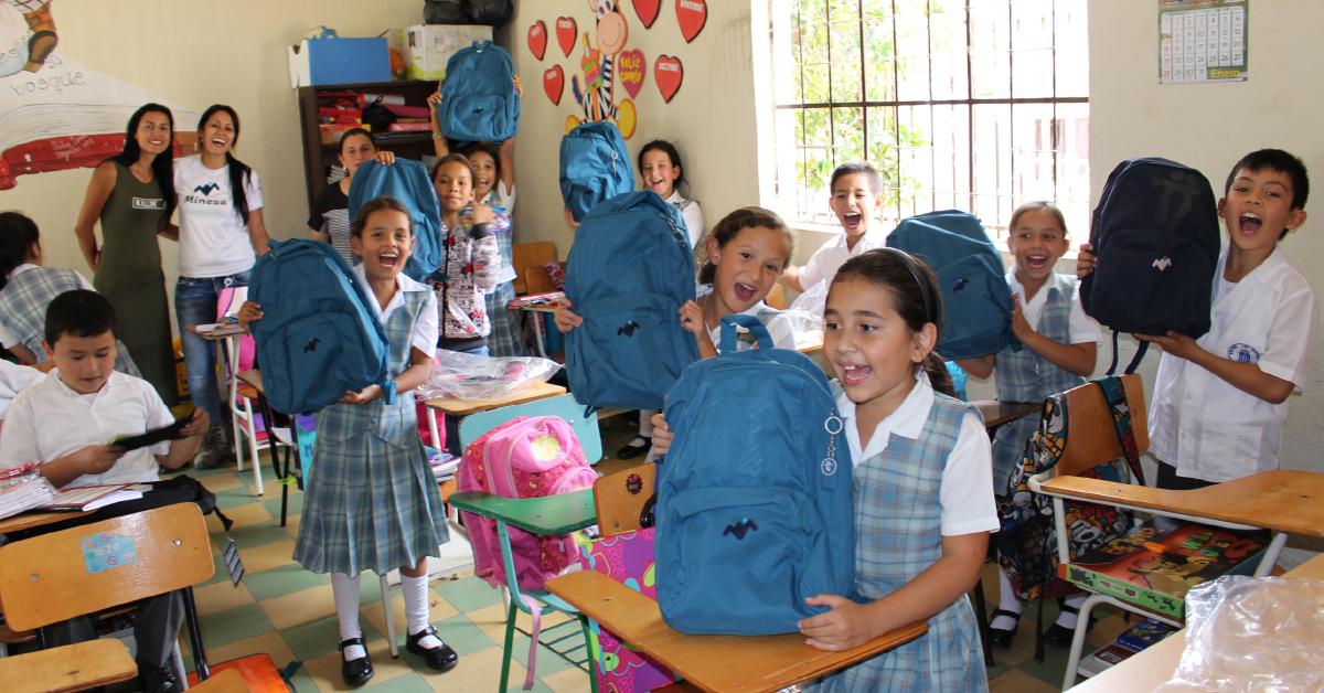 El plan de trabajo dará garantías a las escuelas de la región.