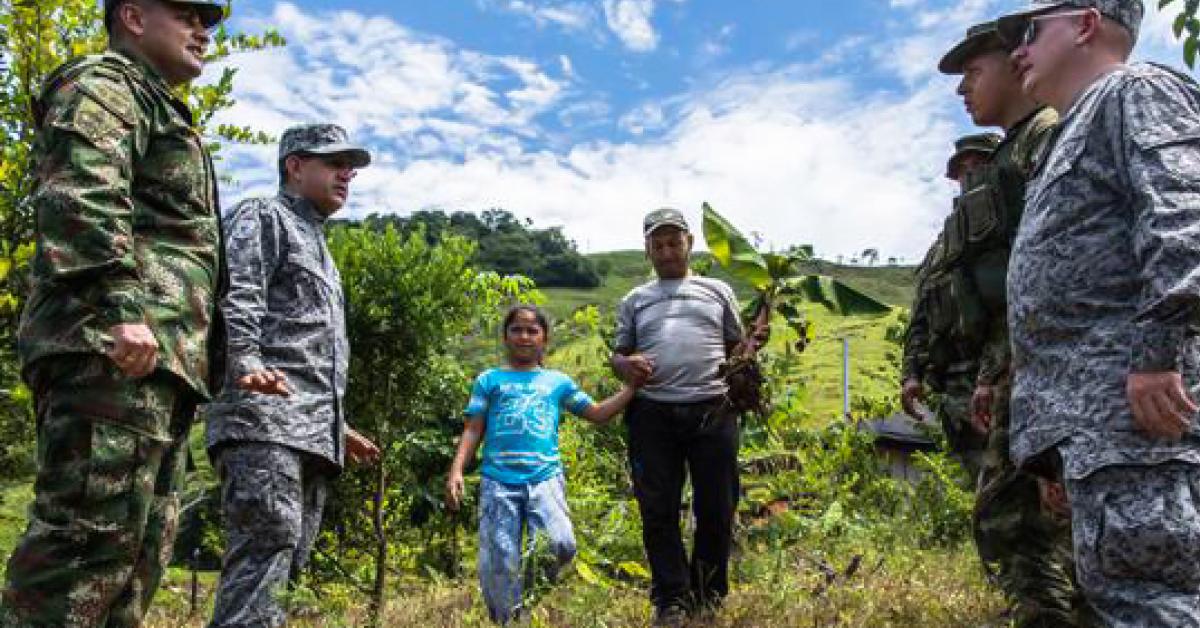 El programa se prioriza en las comunidades rurales, de acuerdo con sus requerimientos y con el compromiso de acompañar, apoyar y proteger estas iniciativas.