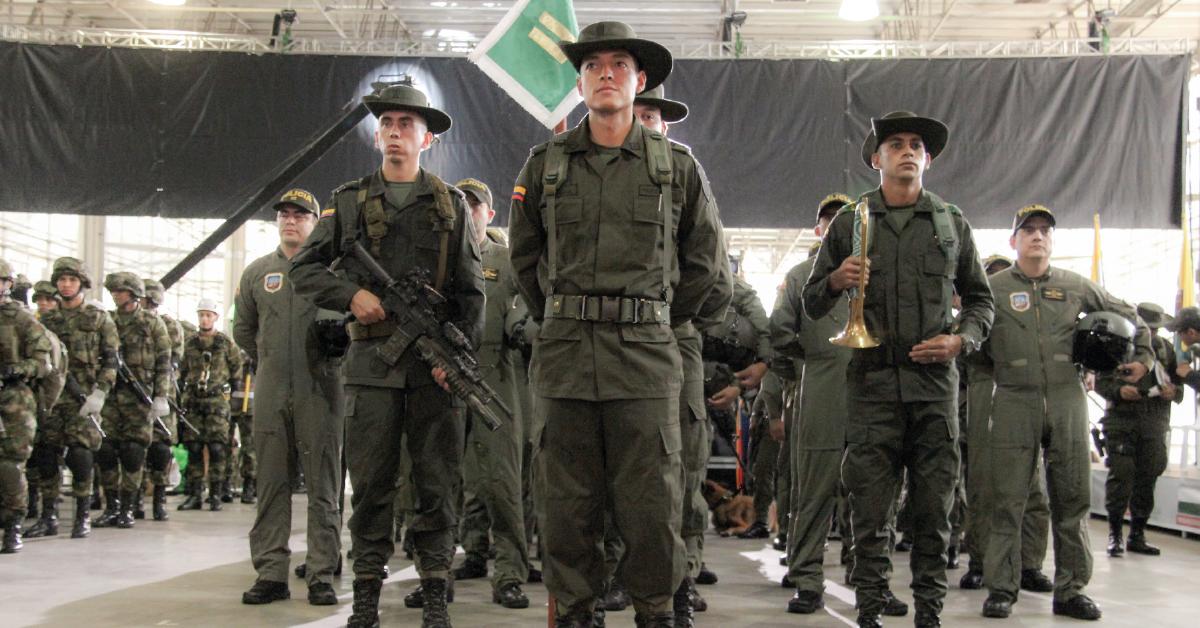 El apoyo de la Fuerza Pública ha sido fundamental para la ejecución del programa.