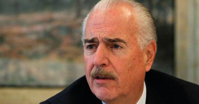Andrés Pastrana, exdirector de TV Hoy y expresidente de colombia.