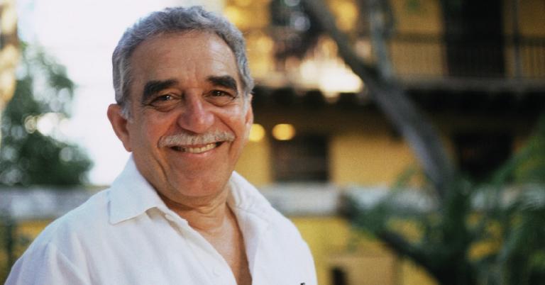 Gabriel García Márquez, Premio Nobel de Literatura.