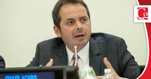 ONU nombra a Carlos Ruiz Massieu como jefe de la Misión de Verificación en Colombia