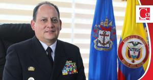 Vicealmirante Juan Manuel Soltau es nombrado nuevo Director General Marítimo