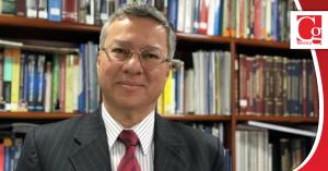 Leonardo Espinosa es el nuevo fiscal ad hoc