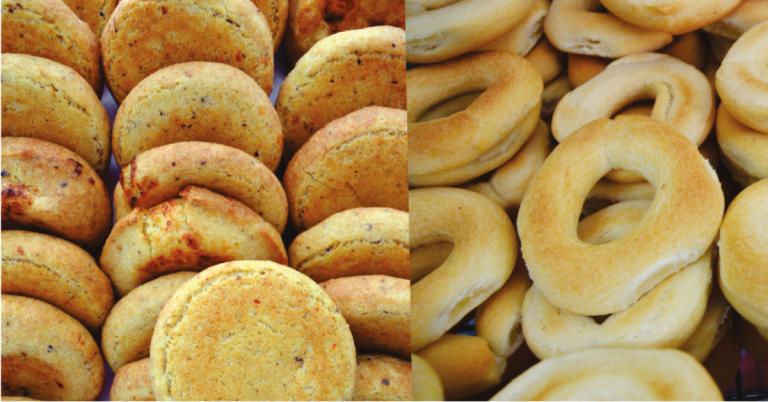 El pan de maíz y sagú hacen parte de la reconocida gastronomía caqueceña.