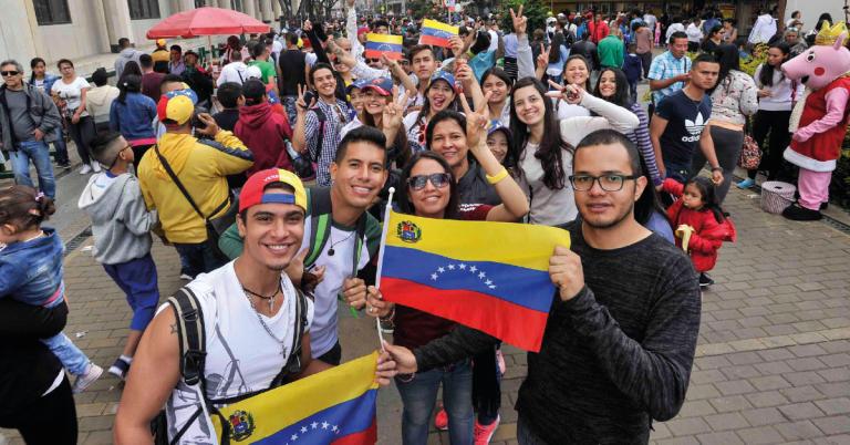 La crisis venezolana ha ocupado la atención del Gobierno de Duque en los primeros meses de gestión.