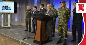 Fiscalía responsabiliza a ELN de atentado a Escuela de la Policía