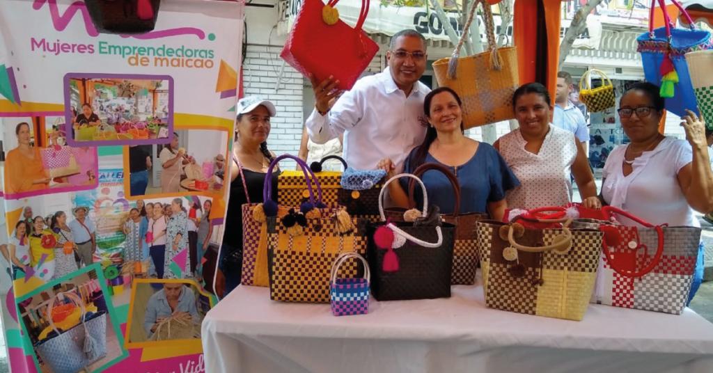 Uno de los programas más significativos que promueve la Alcaldía es Mujeres Emprendedoras de Maicao.