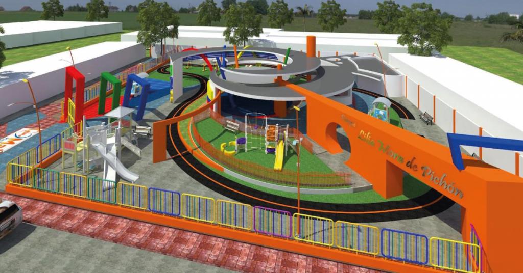 La inversiones sociales se enfocan en parques, colegios y espacios para disfrutar en familia.