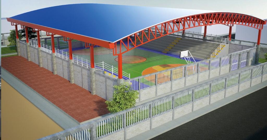 El municipio consiguió los recursos para la construcción de una cancha semiprofesional de fútbol.