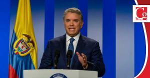 Duque decreta tres días de duelo nacional por atentado a Escuela General Santander