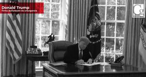 Trump declara emergencia en la frontera con México